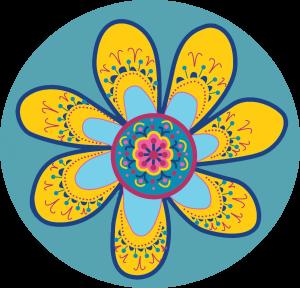 Blume_rund